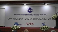 CMA Founder Scholarship Awards 2016