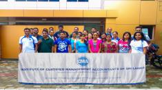 CMA Students' Guild Out Bound Training Program 2016