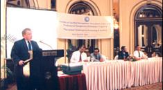 """Seminar on """"The Global Challenge to Accounting & Auditing"""""""
