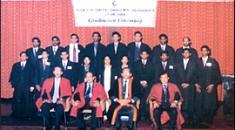 Graduation Ceromony