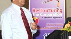 CMA Seminar on Restructuring the Corporation - A Practical Approach
