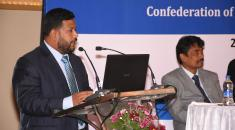Signing of MOU CMA Sri Lanka and Confederation of Indian Industries (CII)