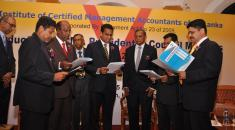 CMA president and council members induction
