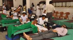 CMA Blood Donation Campaign 2016