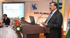 SAFA Strategy Meeting - 17th October 2018 Hotel Citrus, Waskaduwa, Sri Lanka