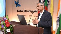 SAFA Strategy Meeting - 17th October 2018 Hotel Citrus, Waskaduwa, Sri Lanka