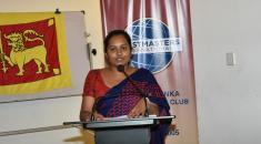 CMA Sri Lanka Conducted a Batch #8 Final Speech craft program