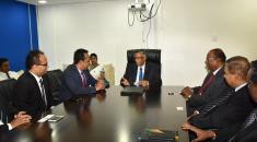 CMA Sri Lanka signs MOU with SLIM