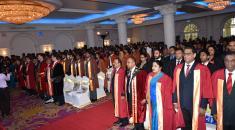 CMA Sri Lanka Graduation Ceremony - 2018