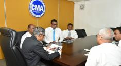 CMA Sri Lanka signs MOU with NDB