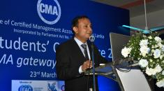 CMA Students' Conference 2019 CMA Gateway to Success: moulding professional accountants with ethics and integrity