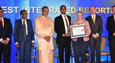 CMA Excellence in Intergrated Reporting Awards - 2018